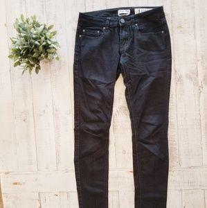 Indigo Rein Forever Black Stretchy Skinny Jeans